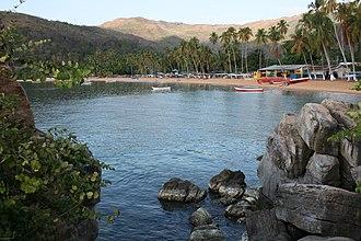 Sucre (state) - Image: Playa Colorada 1