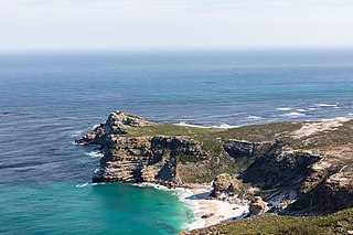 Cape of Good Hope Headland of Cape Peninsula, South Africa