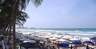 Margarita Island - Playa El Agua