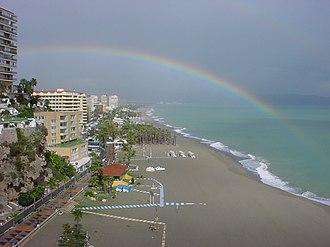 Torremolinos - Image: Playamar, Torremolinos