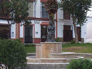 Plaza losenamorados lospalacios