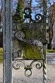 Poertschach Johannaweg 5 Villa Woerth Einfahrtstor Detail 19012015 945.jpg