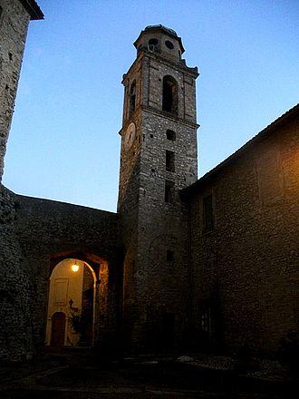 Poggio Mirteto - Clock tower