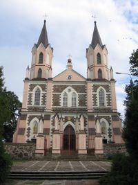 Poland Punsk church 2005.jpg