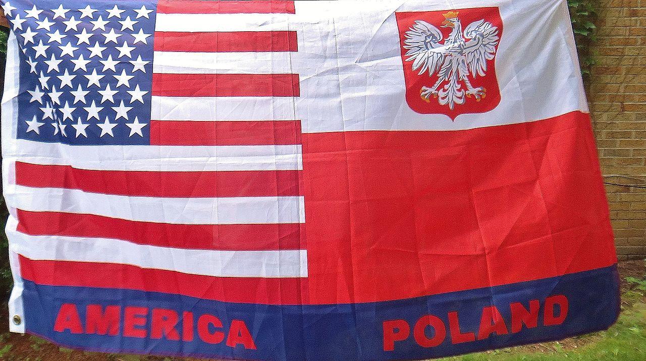 Me meaning of polish flag - File Polish American Flag Jpg