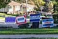 Political Lawn Signs in Sioux City, Iowa - 2018 Midterm Election (44792130662).jpg