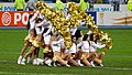 Pom-pom girl M, Coupe de la Ligue Final 2010.jpg