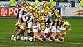 Pom-pom girl M, Coupe de la Ligue Final 2010.jpg