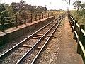 Ponte ferroviária sobre o Ribeirão Piraí no limite dos municípios de Salto e Indaiatuba - Variante Boa Vista-Guaianã km 212 - panoramio - zardeto.jpg