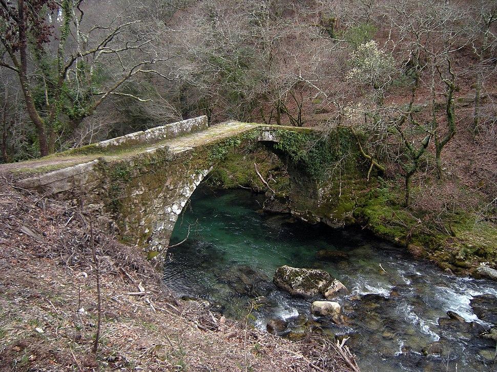 Ponte medieval de Fofe, Covelo