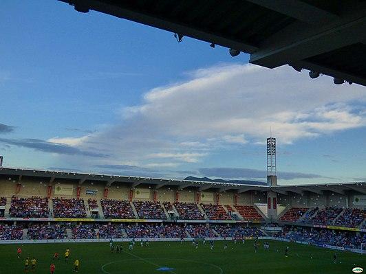 Estadio Municipal de Pasarón