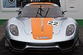 Porsche 918 RSR front view at the Porsche Rennsport Reunion IV in 2011.jpg