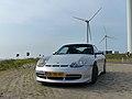 Porsche GT3 at Maasvlakt Beach (9296196636).jpg