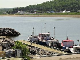 Port Daniel, Quebec 01.JPG