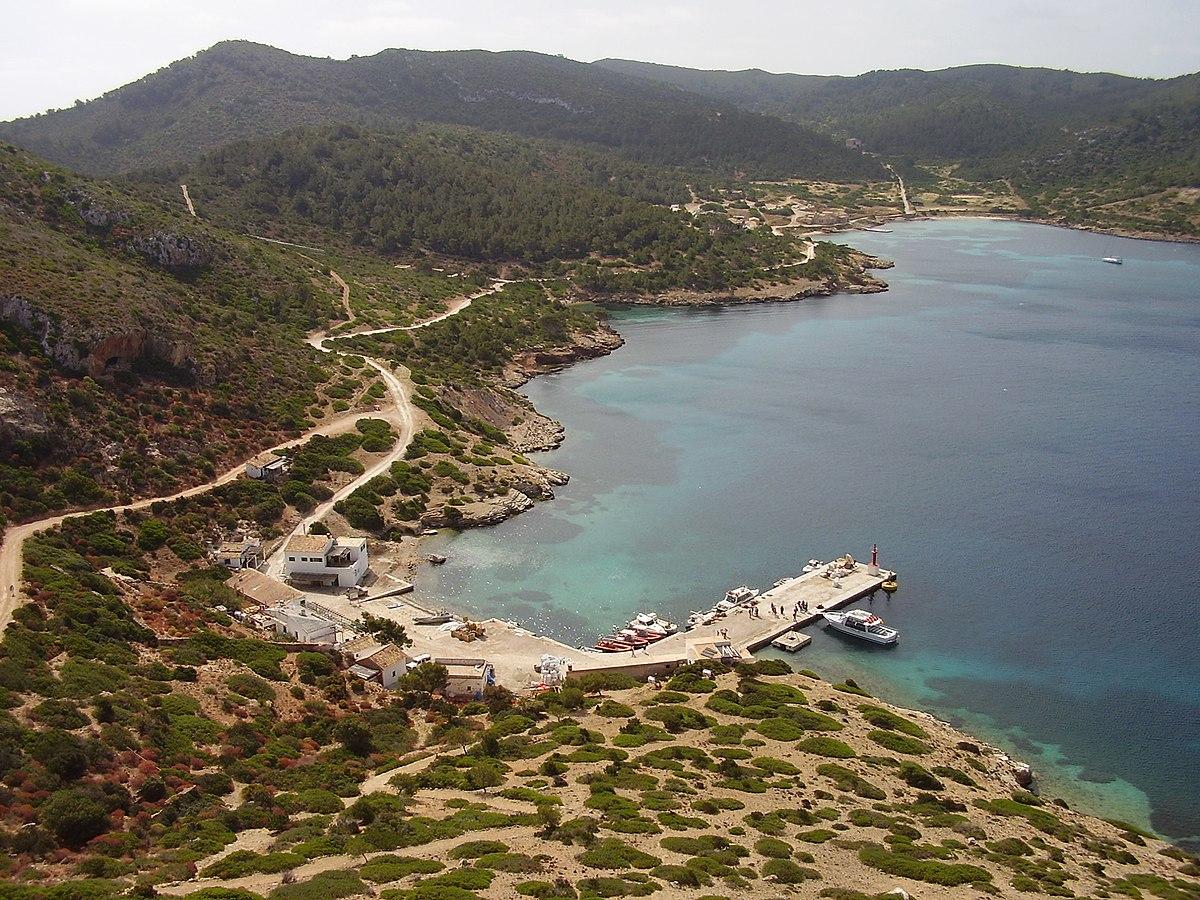 Cabrera balearic islands wikipedia - Islas de baleares ...