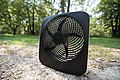 Portable Battery-Powered Fan for Camping O2COOL 10-inch Portable Fan (40251826390).jpg