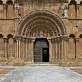 Portada de la Iglesia de Santo Domingo (Soria).jpg