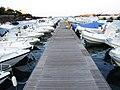 Porto turistico di Ognina Catania - Gommoni e Barche - Creative Commons by gnuckx - panoramio (12).jpg