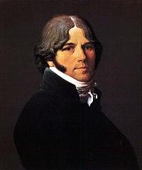Portrait de Joseph Ingres, père de l'artiste