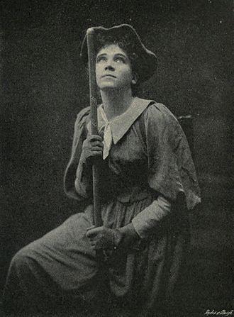 Elizabeth Robins - Elizabeth Robins, by H. S. Mendelssohn.