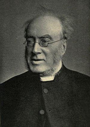 George Salmon - Image: Portrait of George Salmon