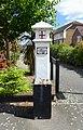 Post along Melrose Avenue, Crayford (full view).jpg