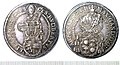 Post medieval coin, Thaler of Maximilian Gandolf von Kuenburg, archbishop of Salzburg (FindID 251414).jpg