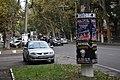 Poster pillar at Shevchenko Avenue in Odessa (2).jpg