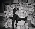 Postmaster General James A. Farley During National Air Mail Week, 1938.jpg