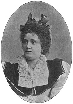 Potharst-Grader - Onze Tooneelspelers (1899)