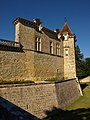 Préchac Château de Cazeneuve Vue n°3.jpg
