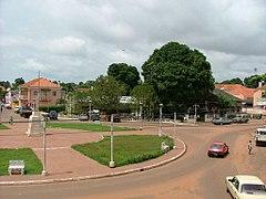 Praça Che Guevara, Bissau