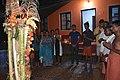 Prayer in front of the Baliyendra Tree, On the occasion of deepavali at coastal Karnataka called Tulunadu.jpg