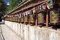 Prayer rolls at the Chhoskhor Temple Complex - Alchi (10034512303).jpg