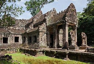 Preah Khan - Image: Preah Khan, Angkor, Camboya, 2013 08 17, DD 26