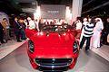 Premier Motors Unveils the Jaguar F-TYPE in Abu Dhabi, UAE (8739619035).jpg