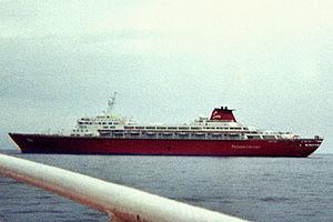 Premier Cruise Line - Image: Premier oceanic 1998