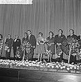 Premiere van de verzetsfilm De Overval in Tuschinski, Bestanddeelnr 914-6329.jpg