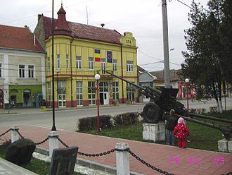 Seini - Town Hall