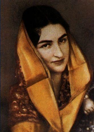 Berar Province - Princess Durru Shehvar held the title of 'Princess of Berar'.
