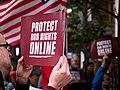 Protect Net Neutrality rally, San Francisco (23909314628).jpg