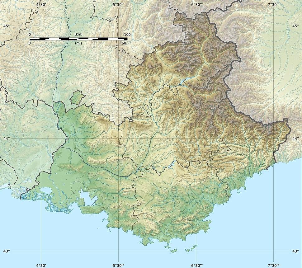 Прованс-Алпи-Лазурен бряг