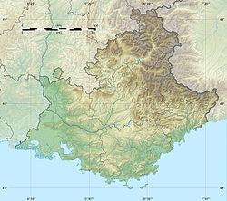 Канал Карпантра (Прованс — Альпы — Лазурный Берег)