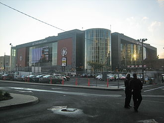 McDonald's Gospelfest - Gospelfest has taken place at Prudential Center since 2008
