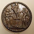 Pseudo melioli, giudizio di salomone, italia del nord, 1490 ca.jpg