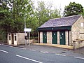 Public Convenience and bus shelter, Luddenden - geograph.org.uk - 18547.jpg
