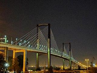 Centenario Bridge Bridge in Spain