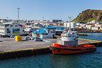 Puerto de Vestmannaeyjar, Heimaey, Islas Vestman, Suðurland, Islandia, 2014-08-17, DD 011.JPG