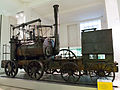 Puffing Billy side Science Museum London.jpg