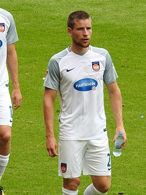 Kolja Pusch - Pusch with 1. FC Heidenheim in 2017